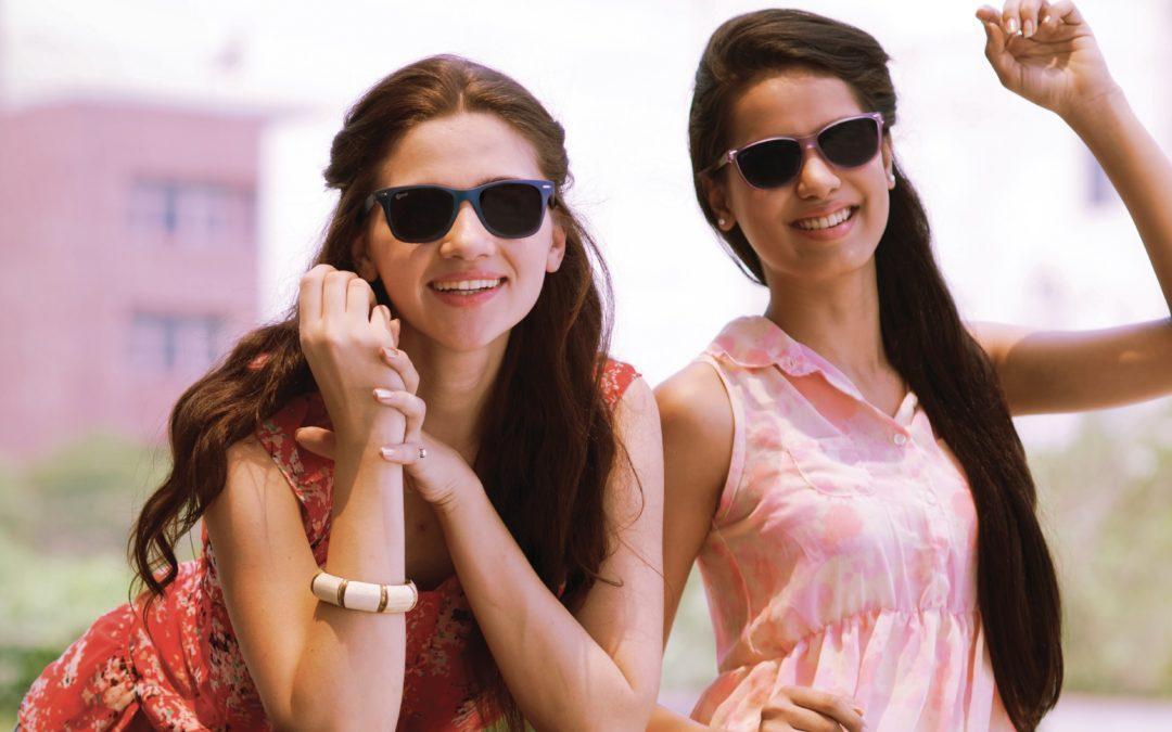Nova Prescription Sunglasses: Looking Sharp