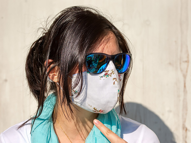 Tips for Wearing Masks with Glasses Comfortably